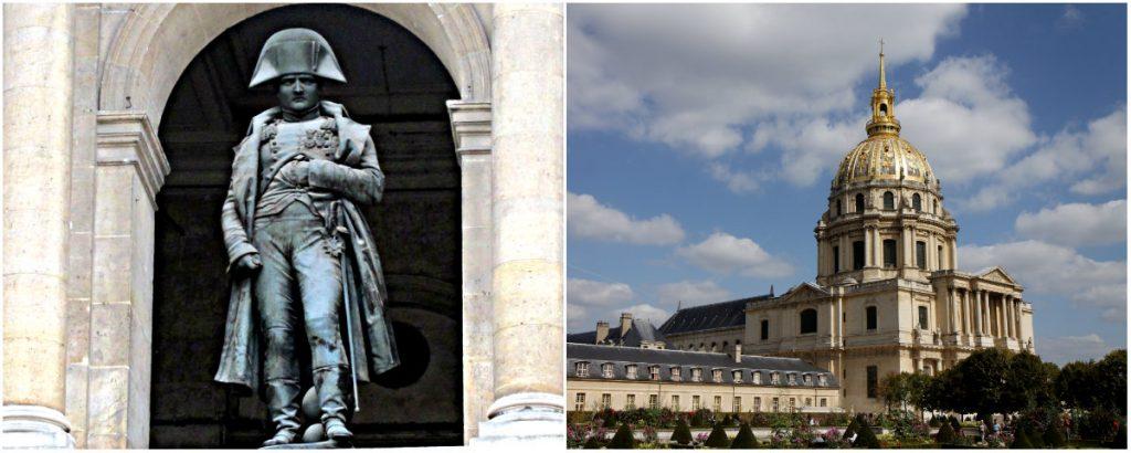 Les Invalides in Parijs