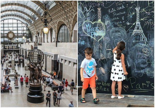 Musee d'Orsay en Berges de Seine