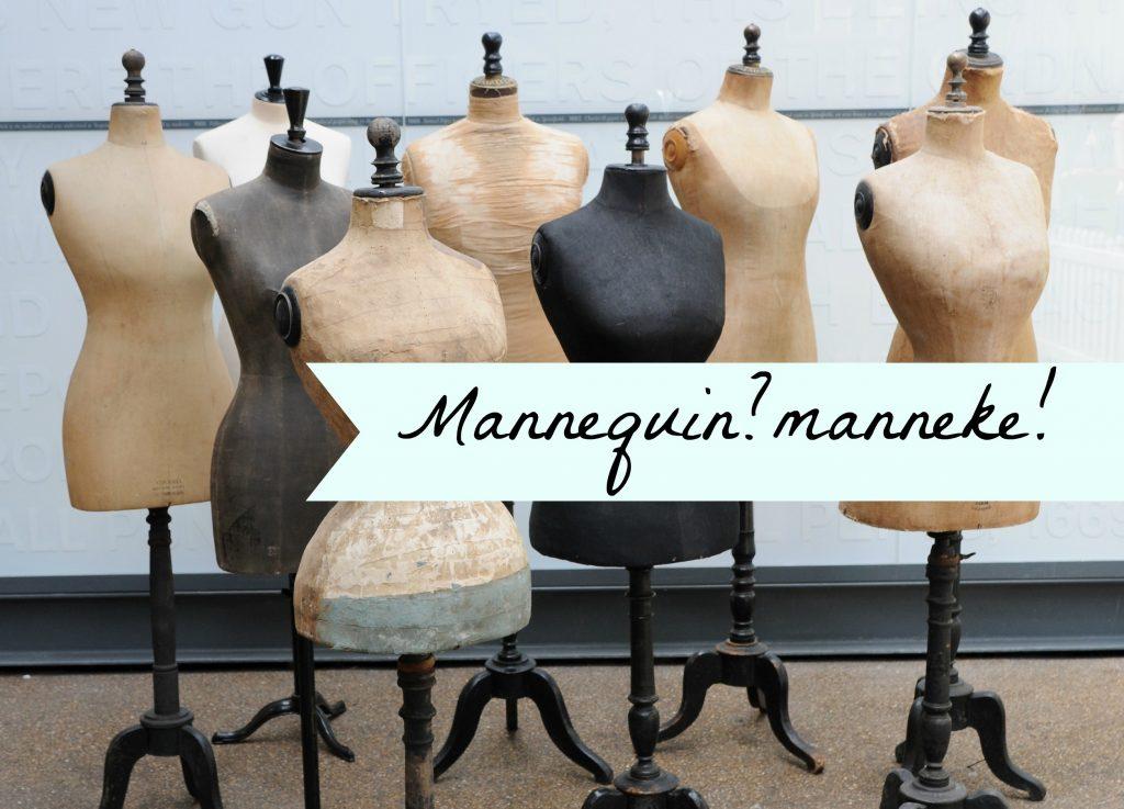 mannequin Stockman Nederlandse woorden