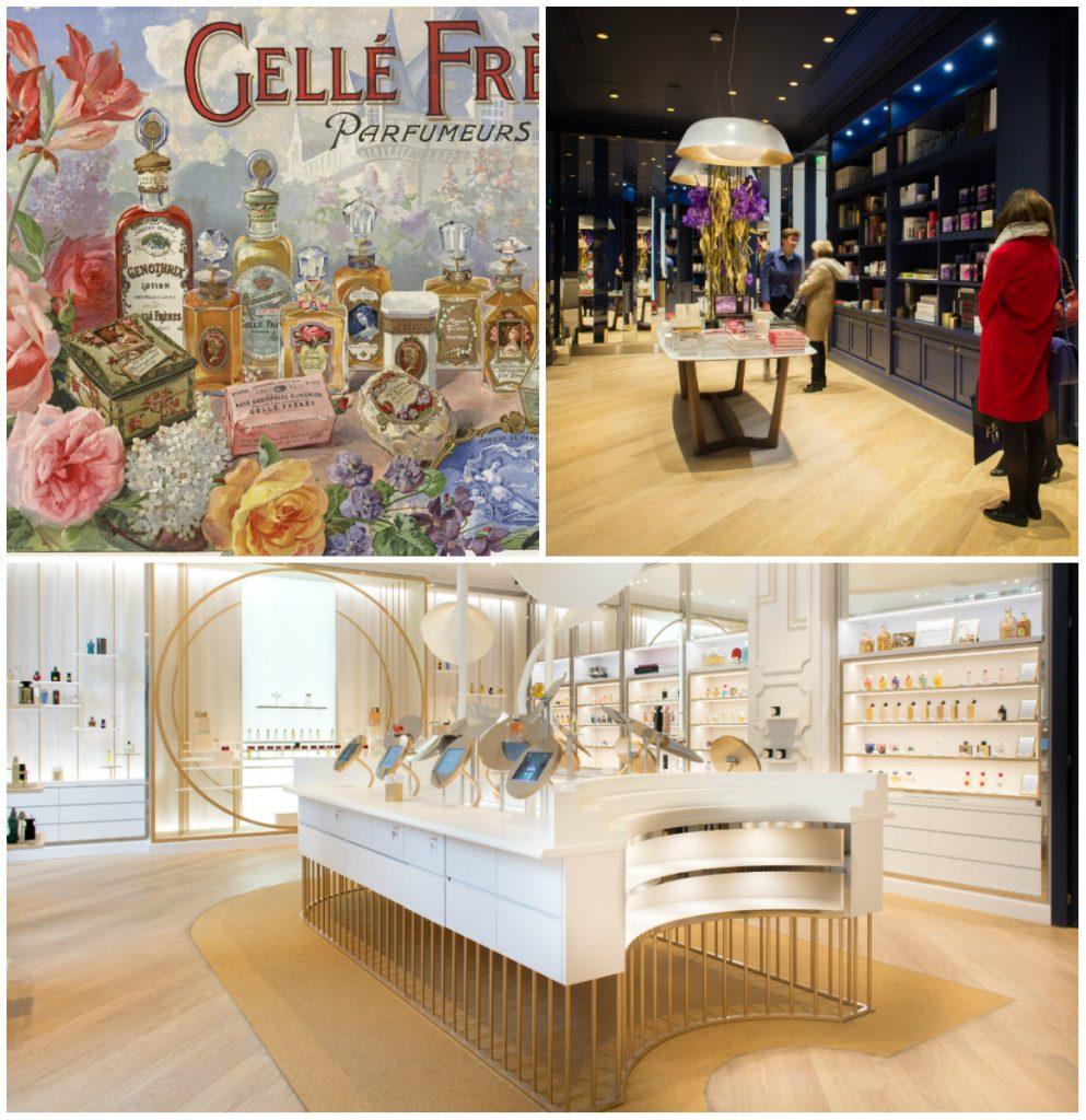 Nieuw museum parfum Parijs luxe design conceptstore