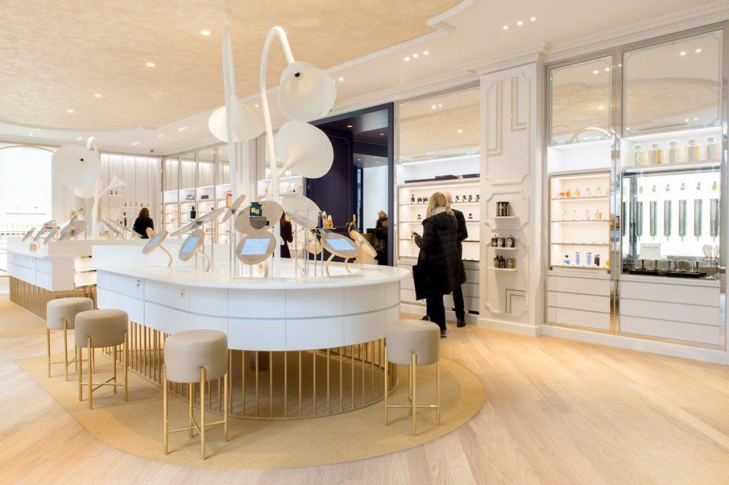 parfum museum Parijs winkelen chique