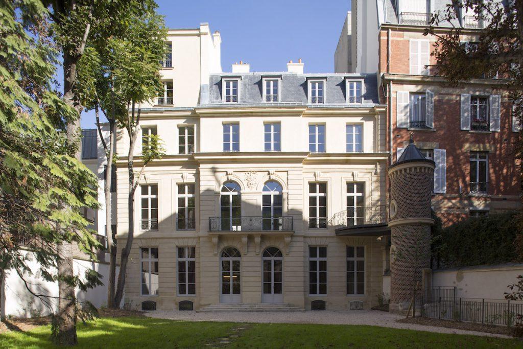 Nieuw museum parfum Parijs luxe design