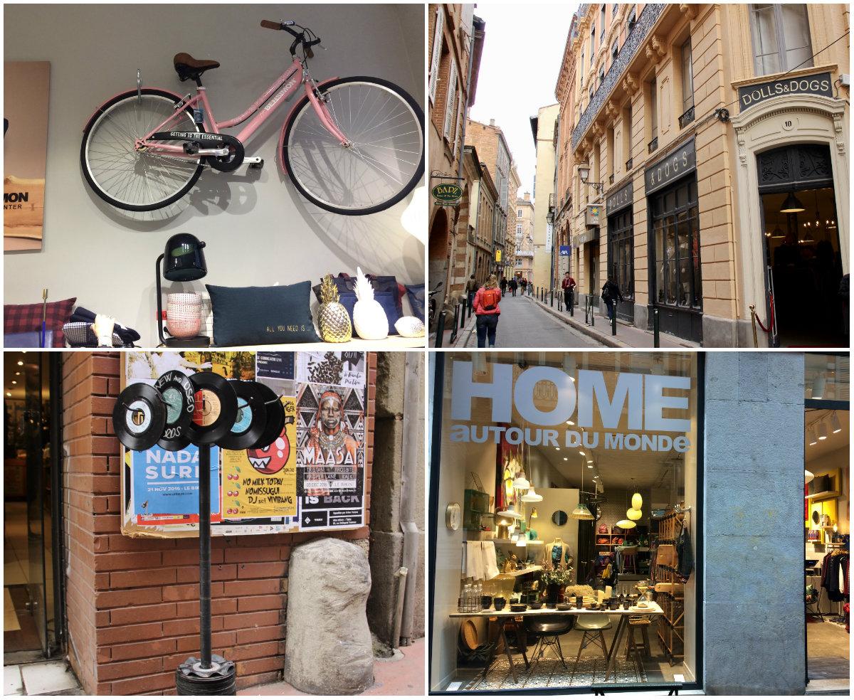 Shoppen in Toulouse leuke adresjes