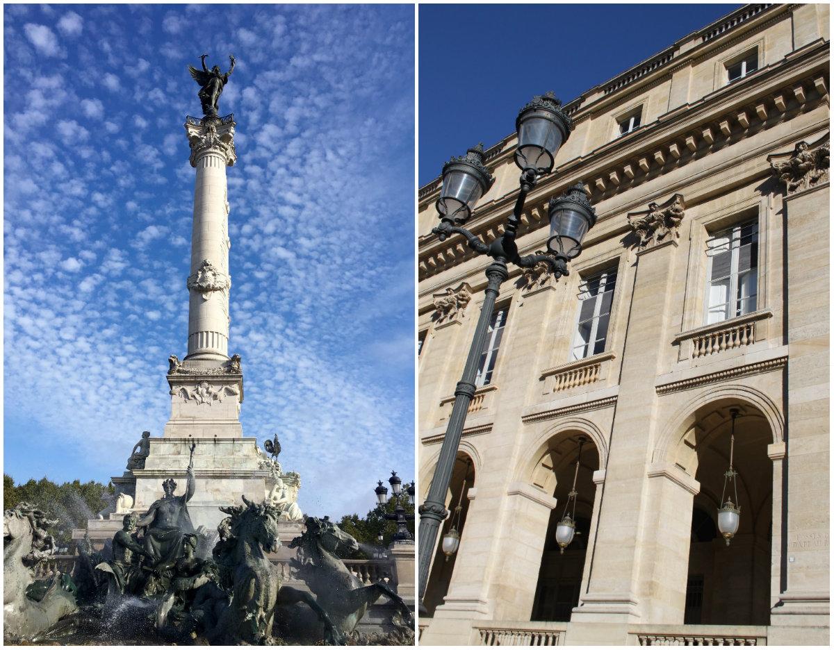 bezienwaardigheden in Bordeaux