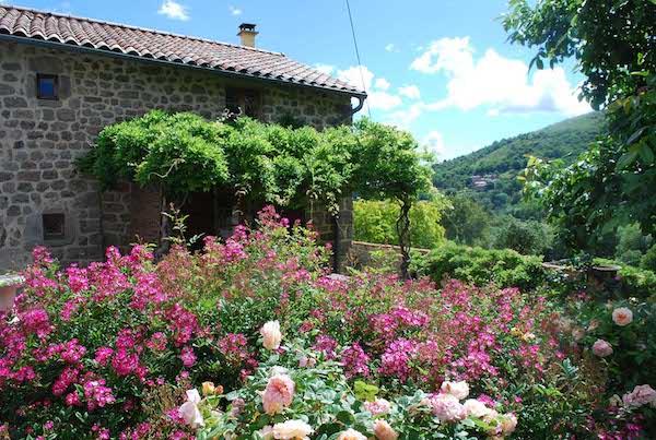 Maison Craux vakantiehuizen in de Ardèche