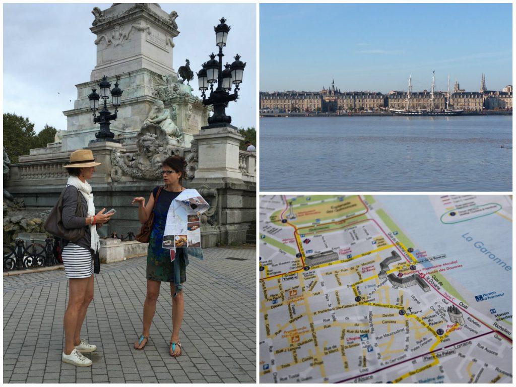 Bordeaux monumenten bezienswaardigheden Unesco-wandeling