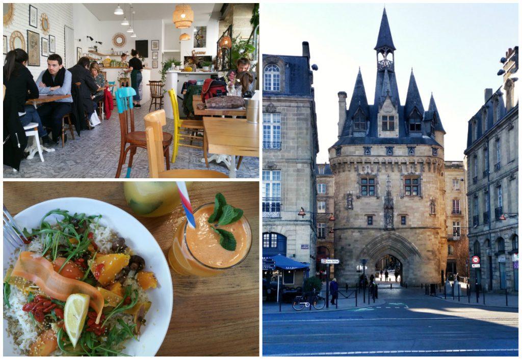 Bordeaux monumenten bezienswaardigheden Unesco-wandeling lunchadres Porte de Cailhou