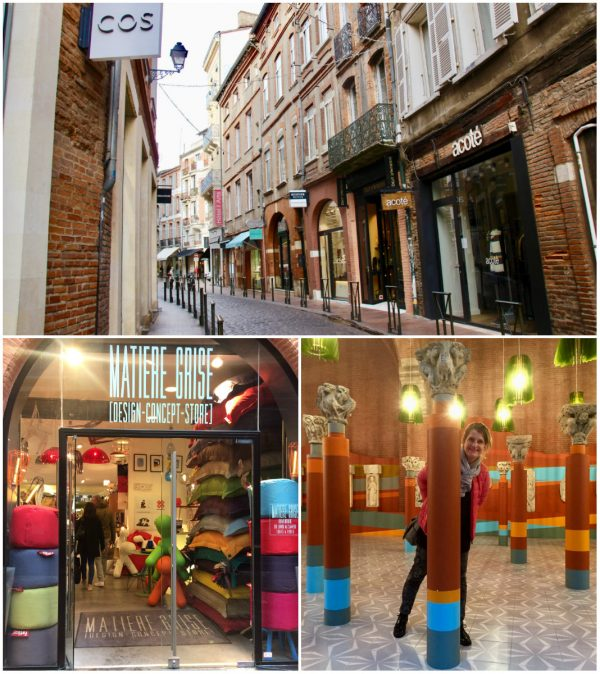 Shoppen in Toulouse leuke adresjes