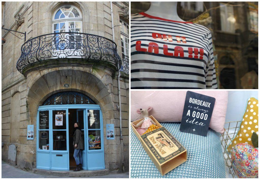 winkelen Bordeaux leuke straten Unesco-wandeling