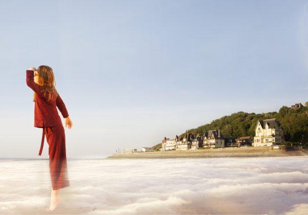 Maia Flore films Franse kustplaatsen Atout France