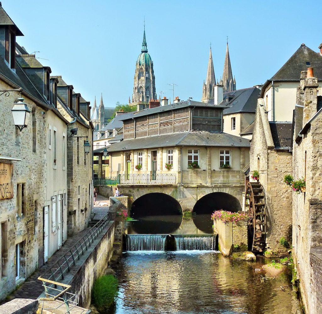Calvados Normandie Bayeux