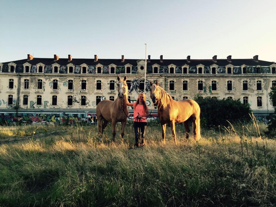 Darwin hippe plek in Bordeaux kazerne