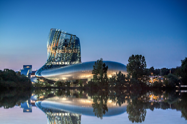 La Cite du Vin Bordeaux