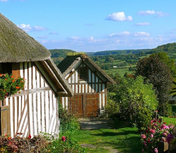 Pays d'Auge - Calvados