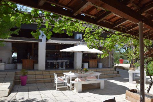 Restaurant Parenthese Les Ormes
