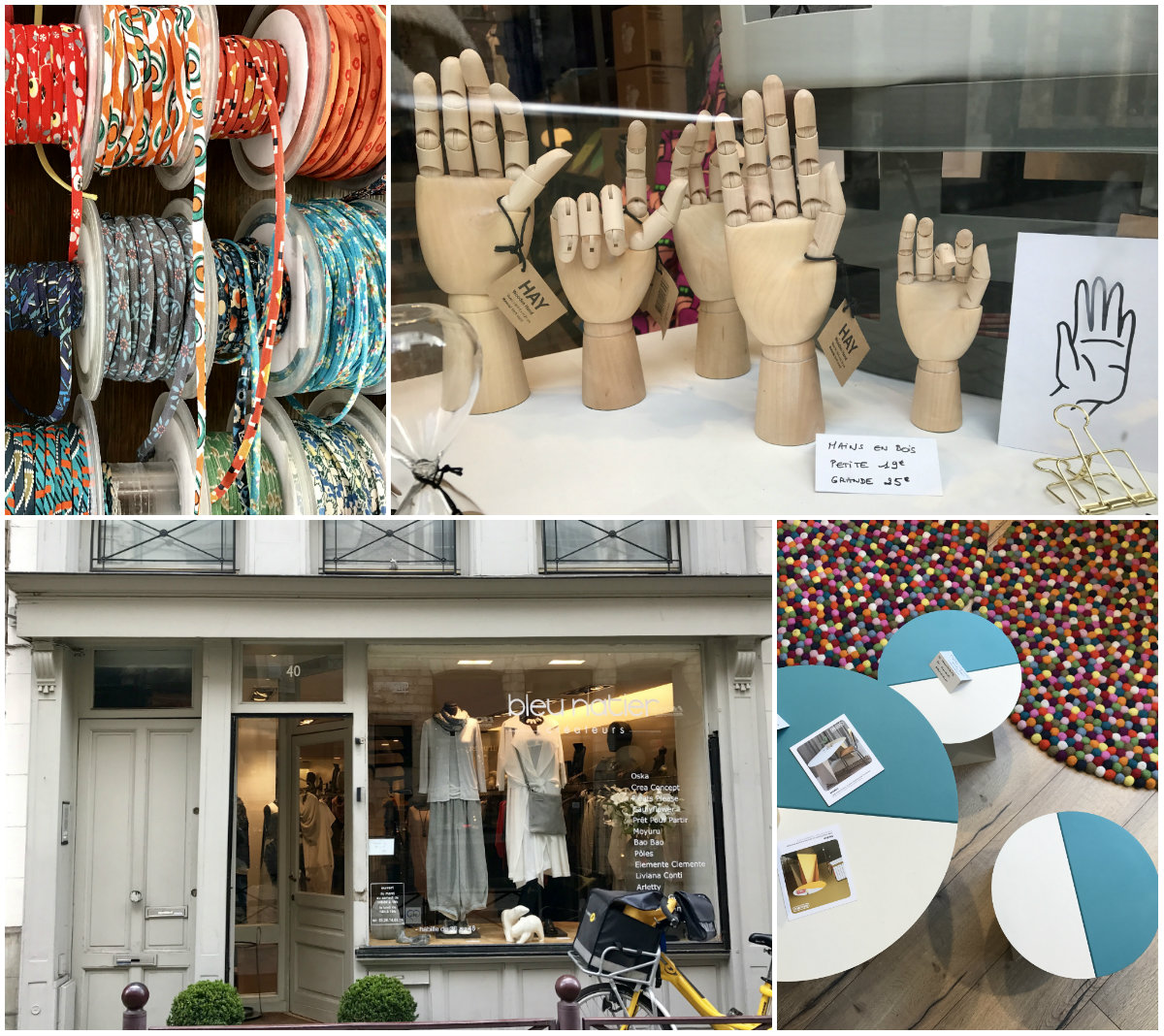 Shoppen in Lille - Rue Basse