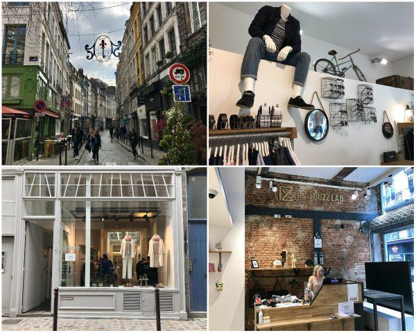 Lille, Rue de la Clef