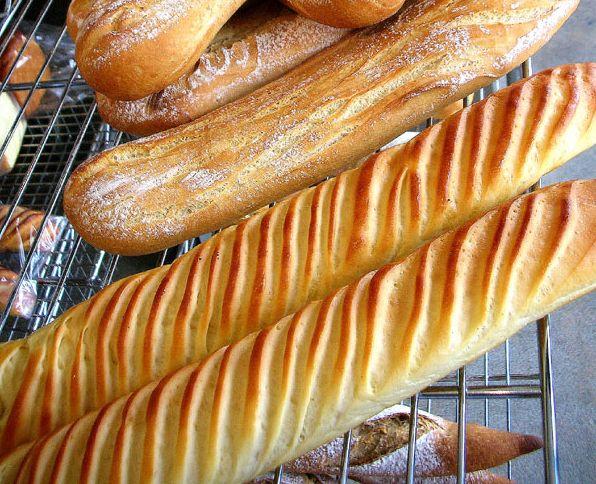 viennoiserie Franse bakker pain viennoise