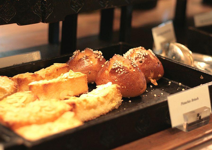 viennoiserie Franse bakker brioche