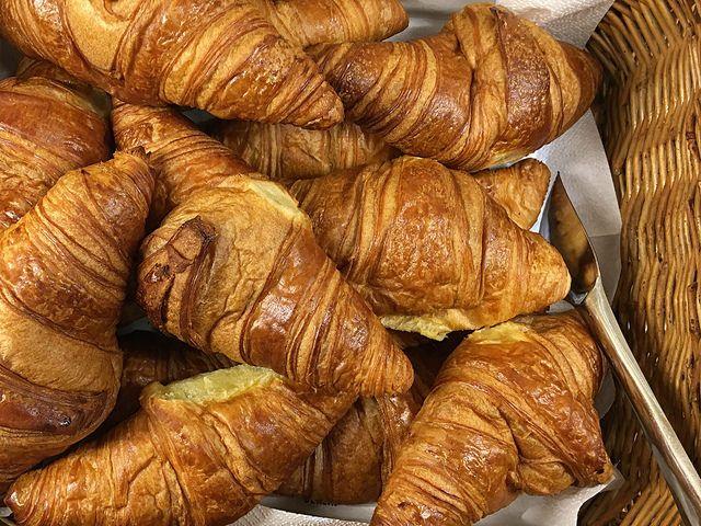 viennoiserie Franse bakker croissant