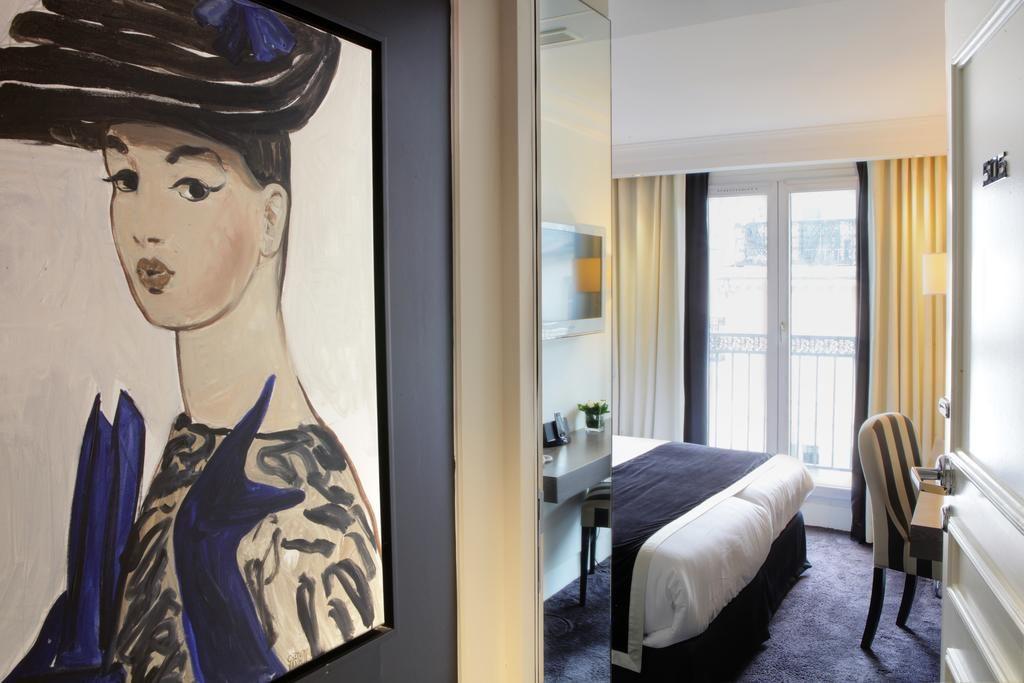 Hotel diva budget Parijs Opera