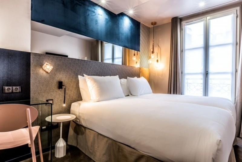 goedkoop hotelletje La Duette Parijs