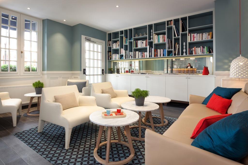 goedkoop hotel in leuke wijk SoPi Les 3 Poussins