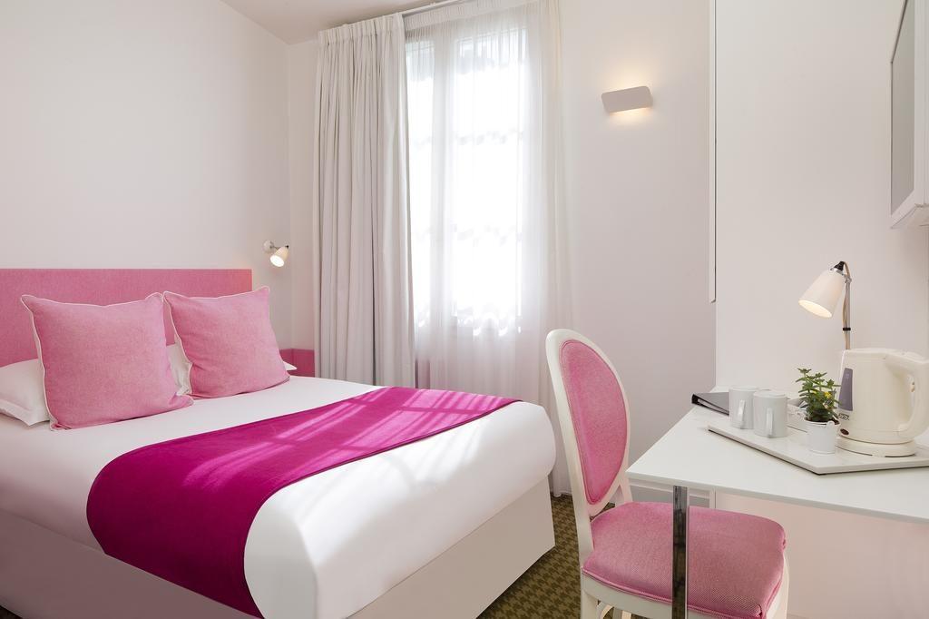 goedkoop hotel Parijs Mistral Montparnasse rive gauche