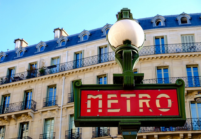 metro parijs tips