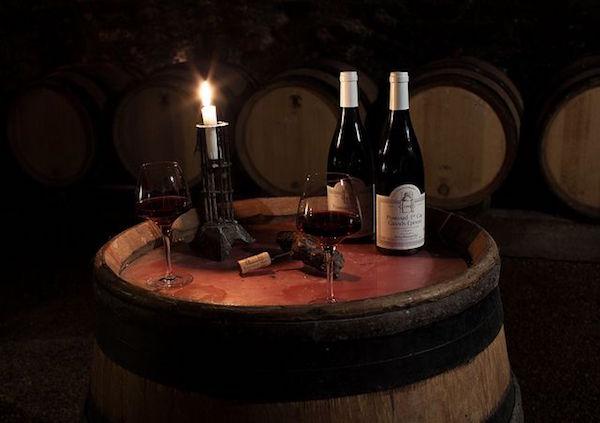 wijnproeven in de Bourgogne