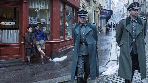 Franse speelfilm Sac de Billes WOII Patrick Bruel