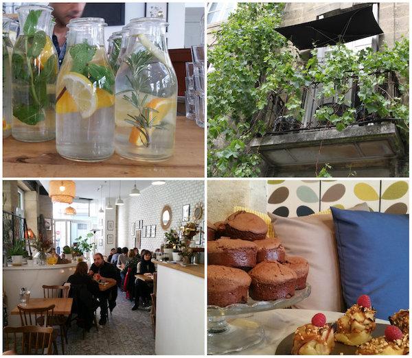 Neo-snacking en gezonde lunchadressen in Bordeaux