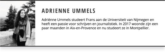 Adriënne Ummels Gastblogger