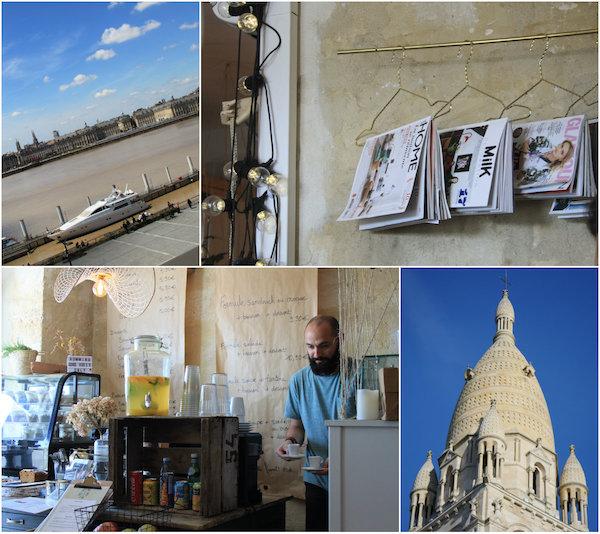 Bordeaux Rive Droite met de wijk La Bastide