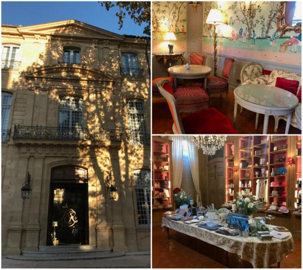 Hôtel du Caumont Aix-en-Provence