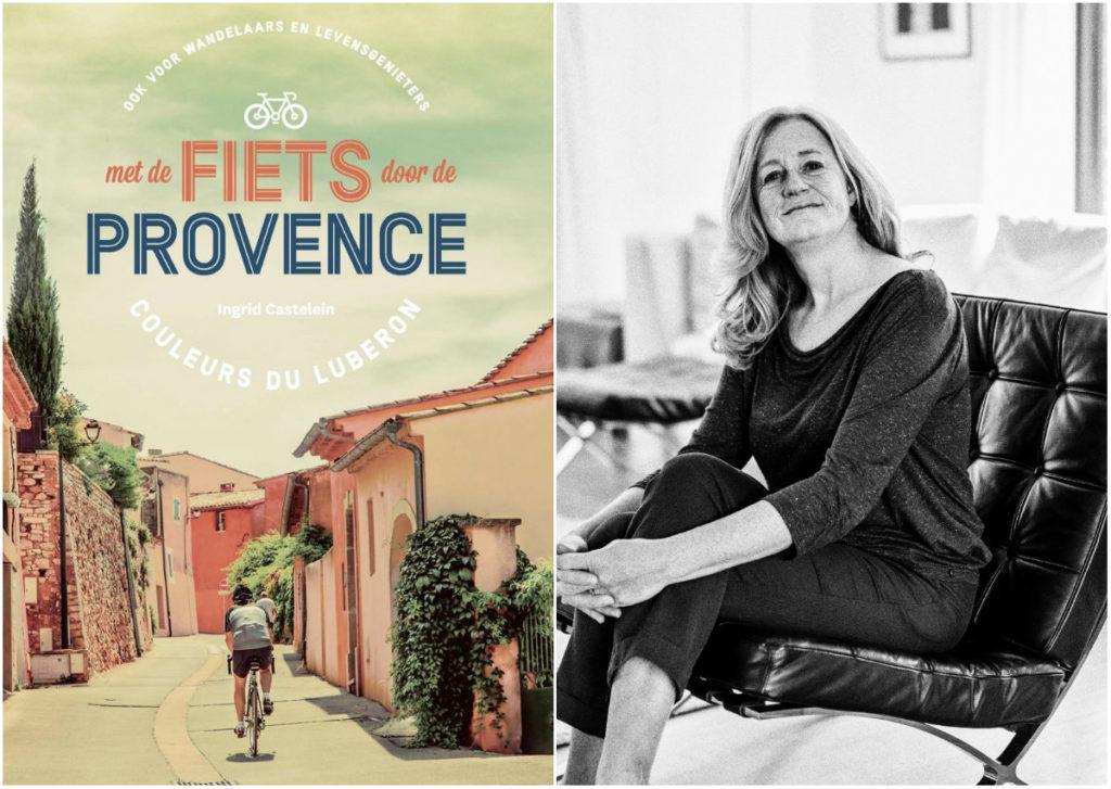 Boek over fietsen in de Luberon Mont-Ventoux Provence