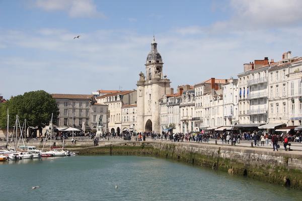 La Rochelle eindpunt VeloFrancette