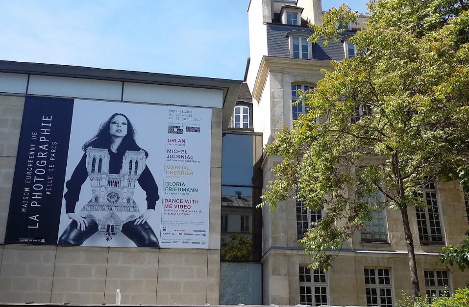 Maison Européenne de la Photographie Marais Parijs fotomuseum