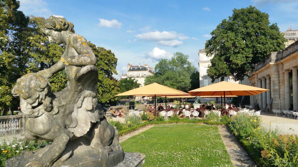 Naturellement bordeaux 23 leuke groene plekken for Jardin orangerie