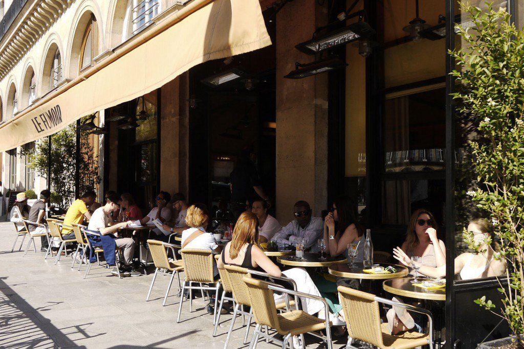 bar-restaurant le Fumoir