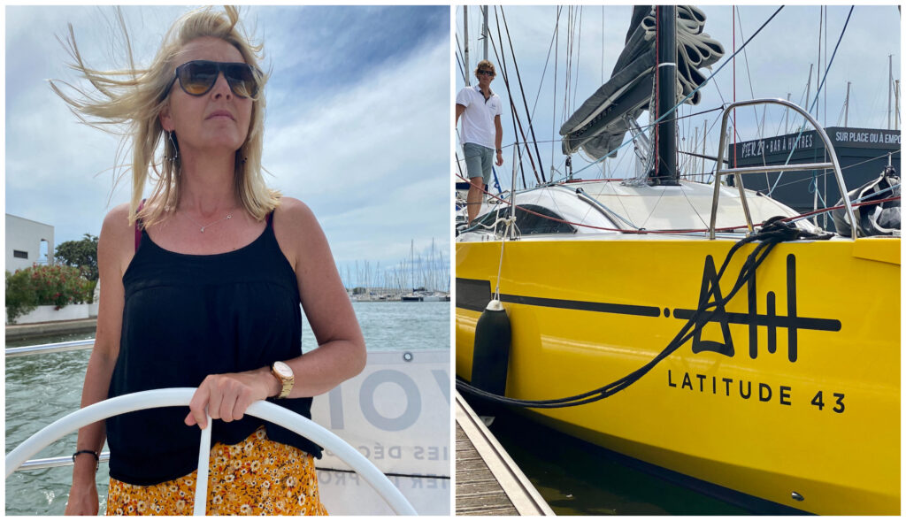 boat latitude 43