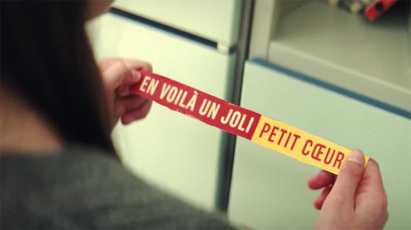 Frans reclampefilmpje Monoprix