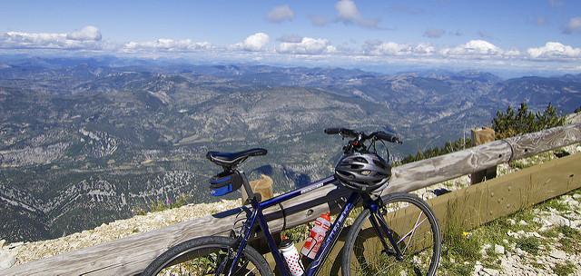 Vaucluse fietsen Route de la Lavande
