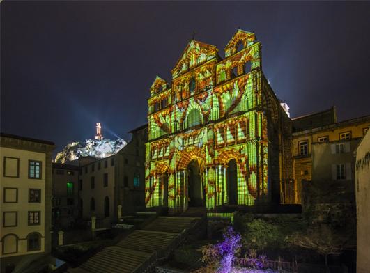 de kathedraal van Notre Dame-de-l'Annonciation