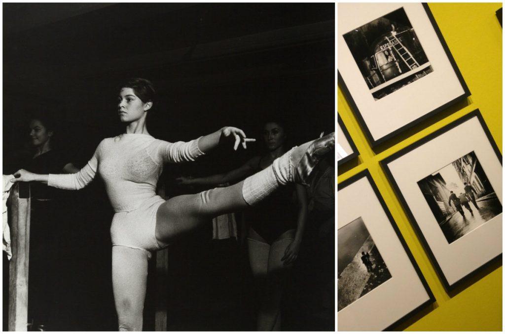 Ed van der Elsken Expo in fotografiemuseum Jeu de Paume Brigitte Bardot