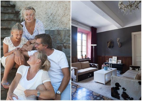 Eigenaren van vakantiedomein Domaine des Agnelles
