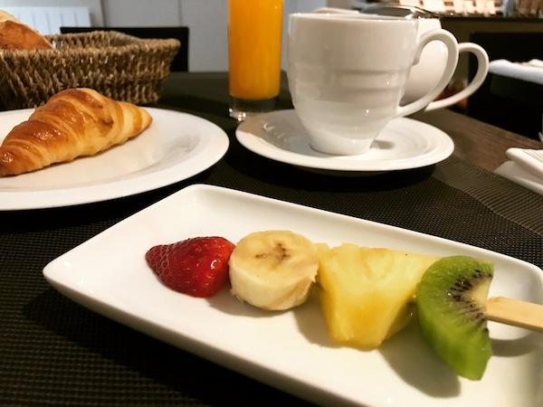 Ontbijt bij Boutique Hôtel de Tourny