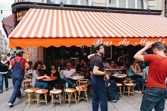 markt Bar du Marché Parijs Saint-Germain