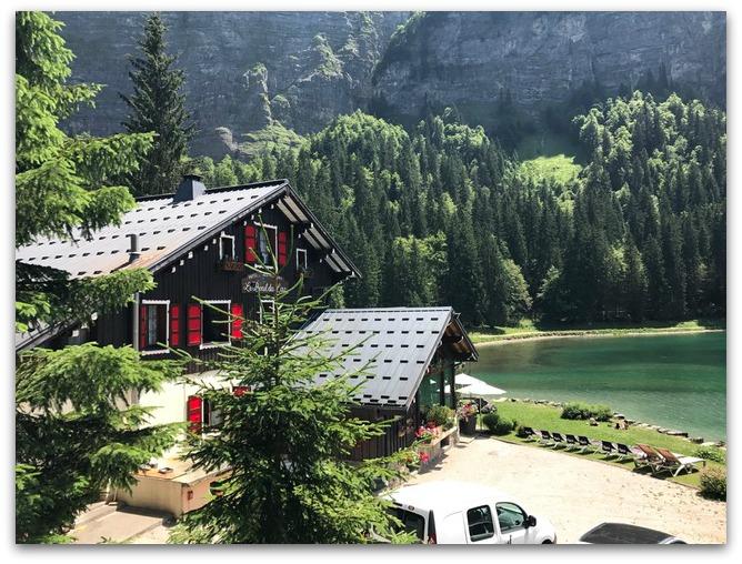 Les Portes du Soleil zomervakantie Franse Alpen bergmeer