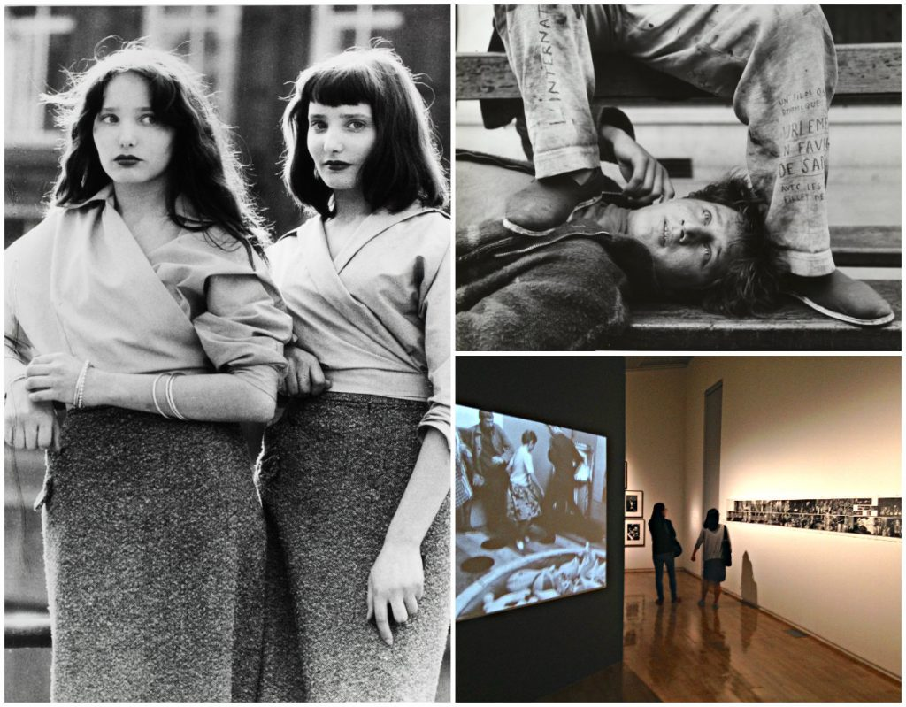 Jeu de Paume tentoonstelling Nederlandse fotograaf Ed van der Elsken